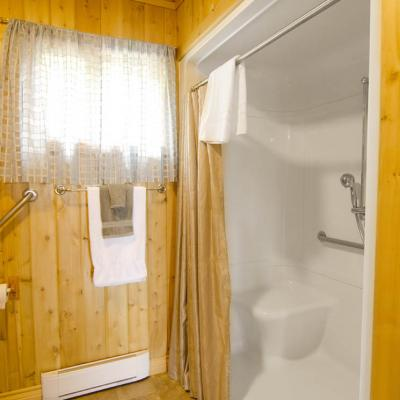 Cabin 1 Shower