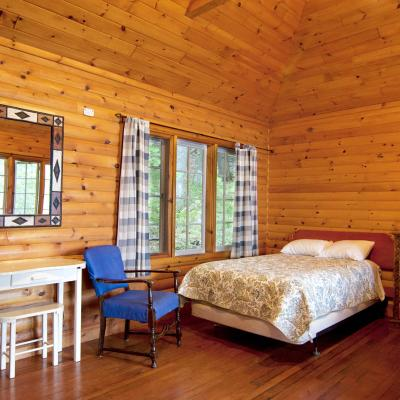 Cabin 4 bed 2